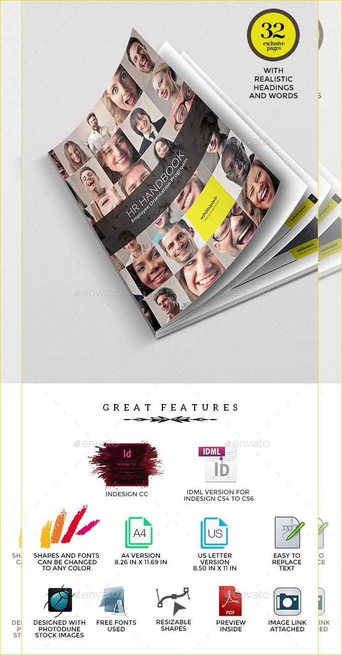 Complete HR Handbook Pack or Bundle