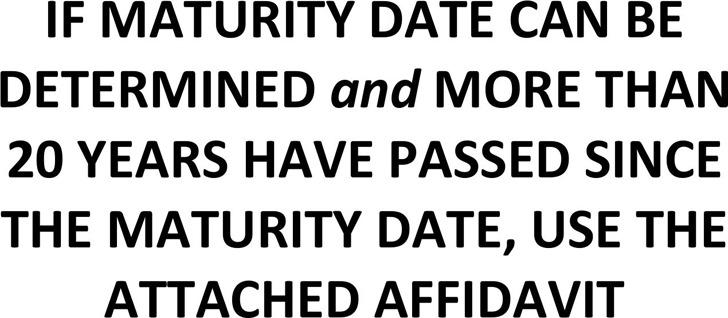 Connecticut Affidavit (Predecessor Is Mortgagor)(Entity) Form