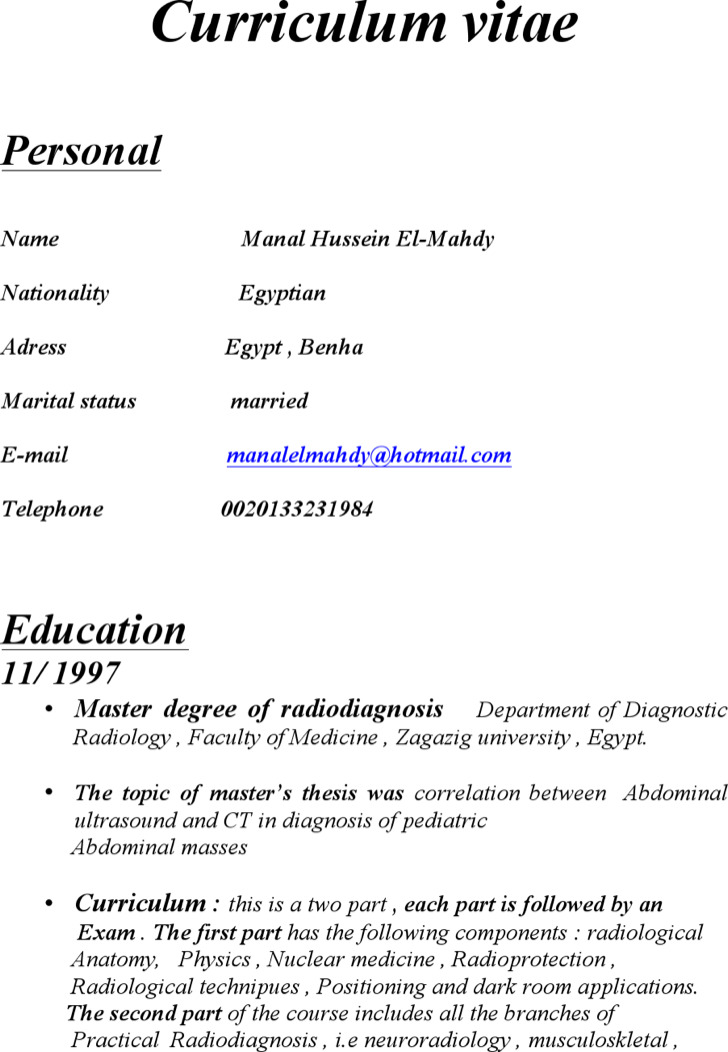 radiology technician resume for radiologic technologist 18052017