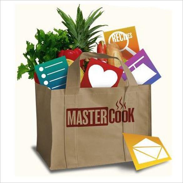 Cookbook Software Master Cook Soft