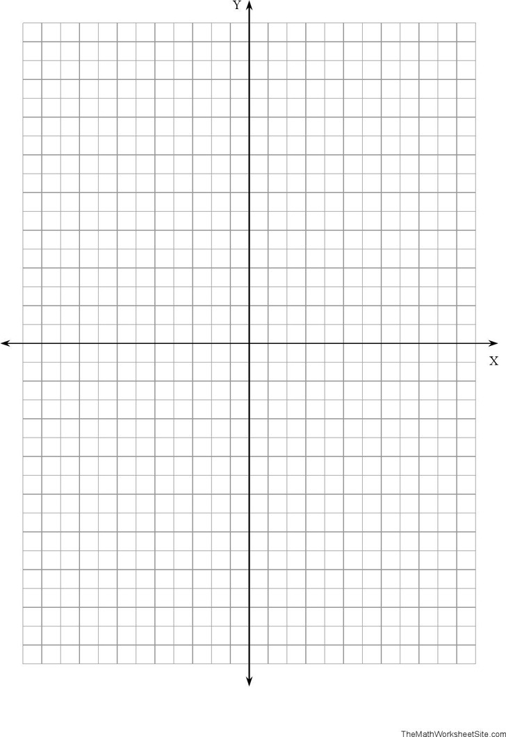 Graph Paper With Axis Download Free Premium Templates