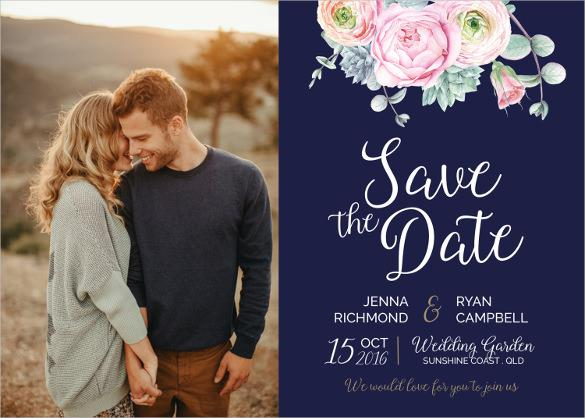 Corporarte Wedding Invitation Template For Download
