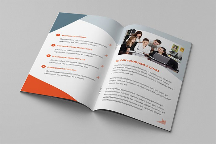 Corporate Business Marketing Template
