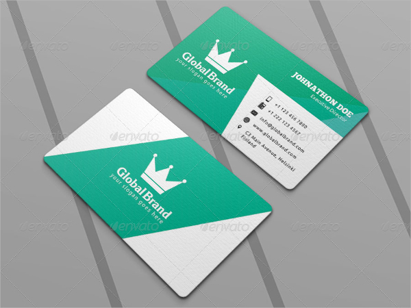 Die cut business cards download free premium templates forms corporate die cut business card reheart Choice Image
