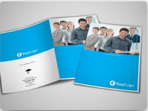 Counseling Bi-Fold Brochure Template
