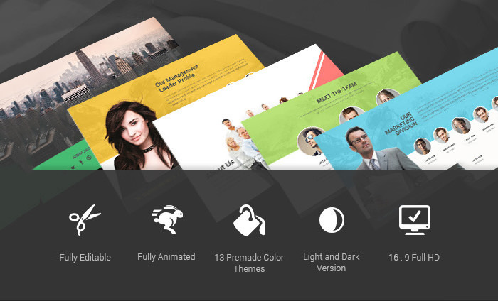 Creative Animated Powerpoint Template to Download