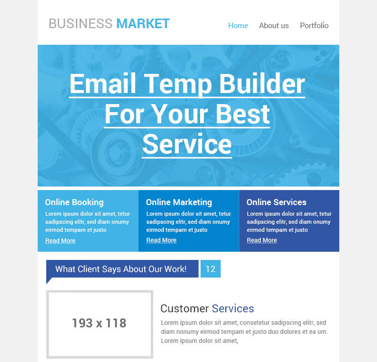 Business Email Templates  Samples  Download Free  Premium