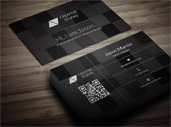 Information Technology Business Cards | Download Free & Premium ...
