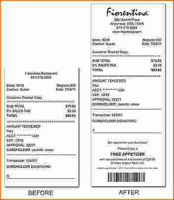 Receipt Templates Download Free Premium Templates Forms