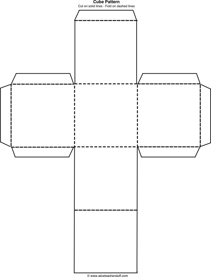 Cube Template 1