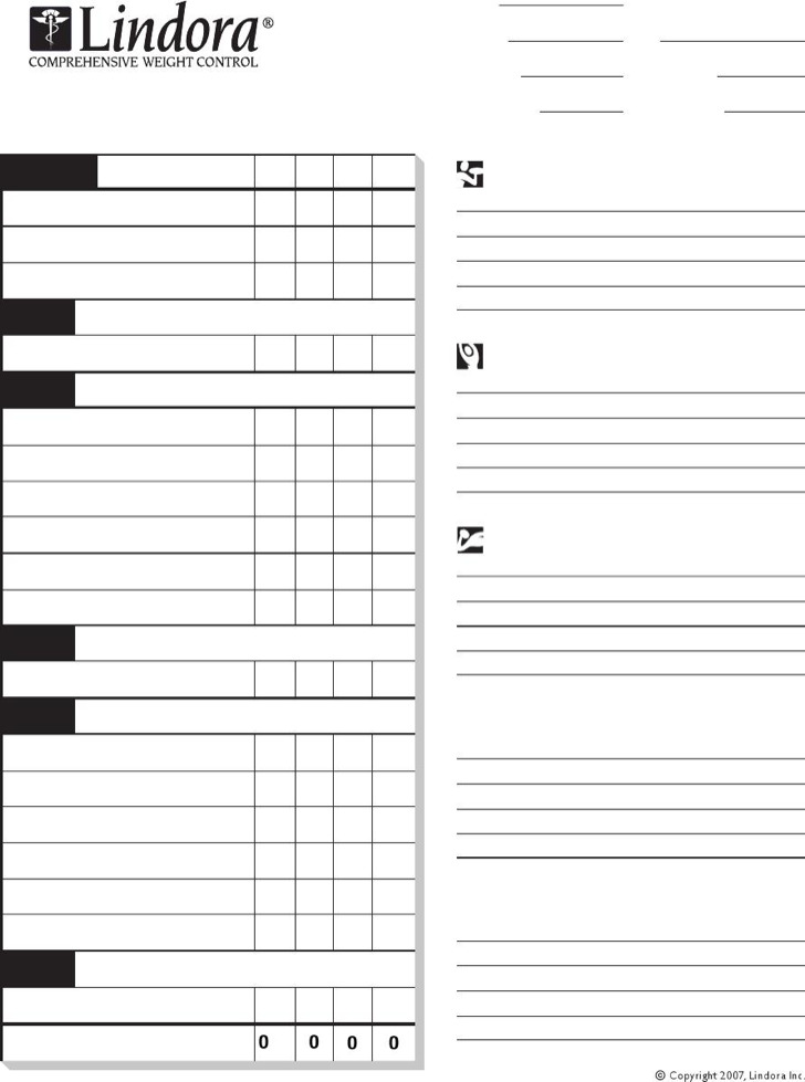 Daily Action Plan Template