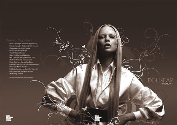 De-Linear Fashion Brochure