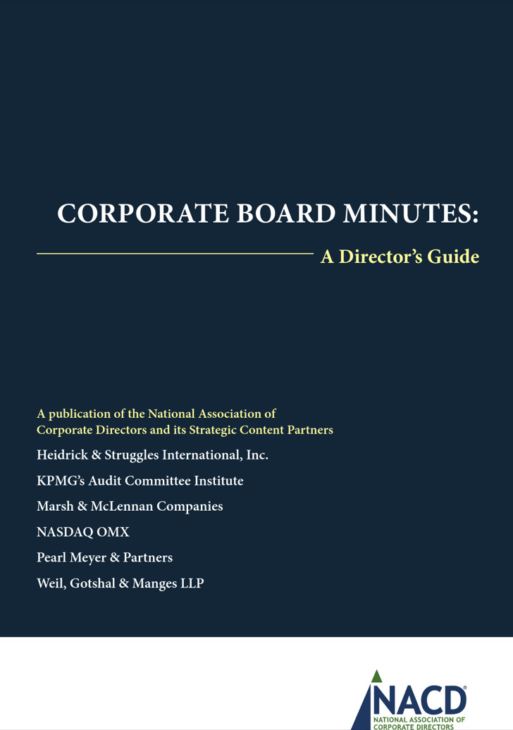 s corporation minutes template