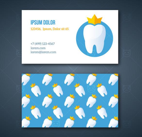 Dental Clinic Corporate Card