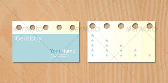 Dentist Business Card 2