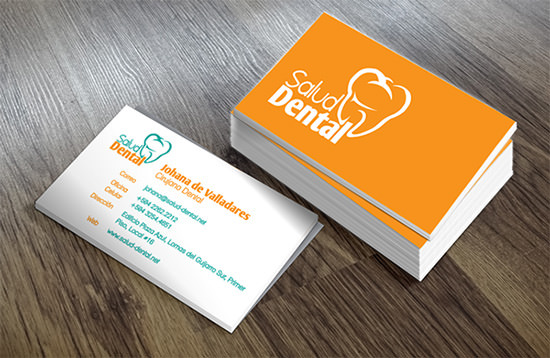 Dentist Business Card 4