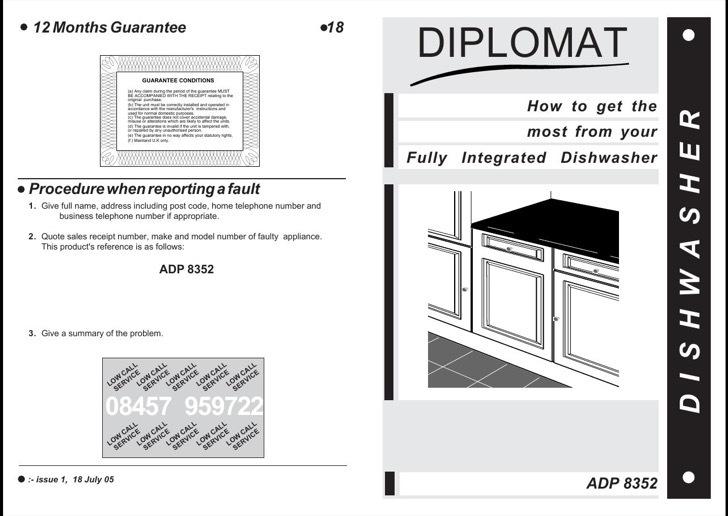 Diplomat User's Manual Sample