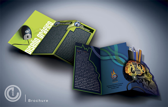 Diseno Grafico Brochure Template