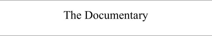 Documentary Script Template For Word