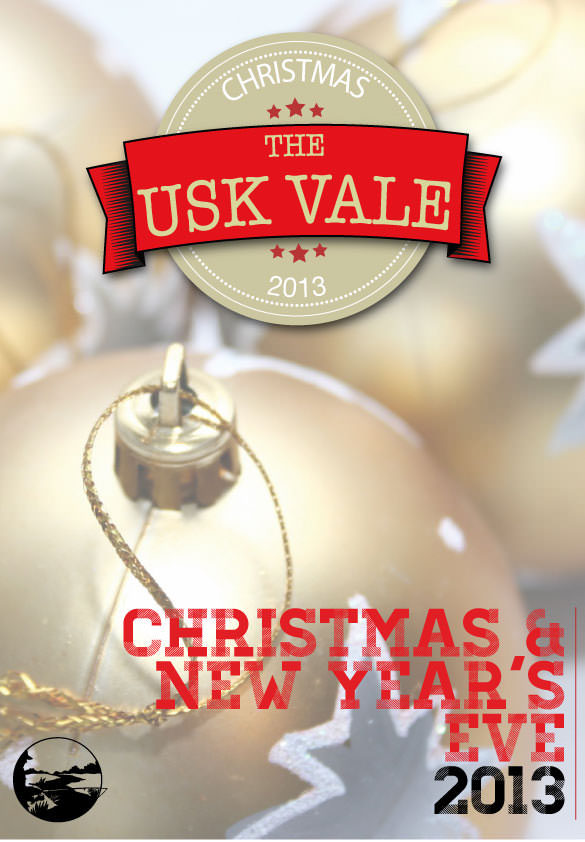 Download Christmas Brochure Designed for Local Pub
