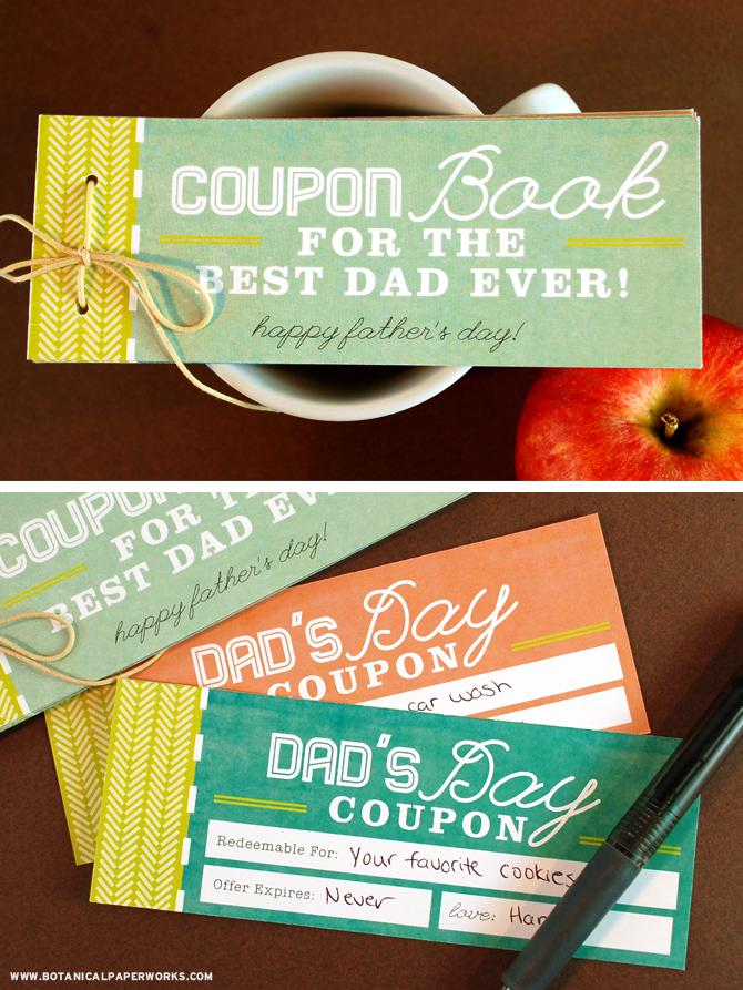 Download Coupon Book Template