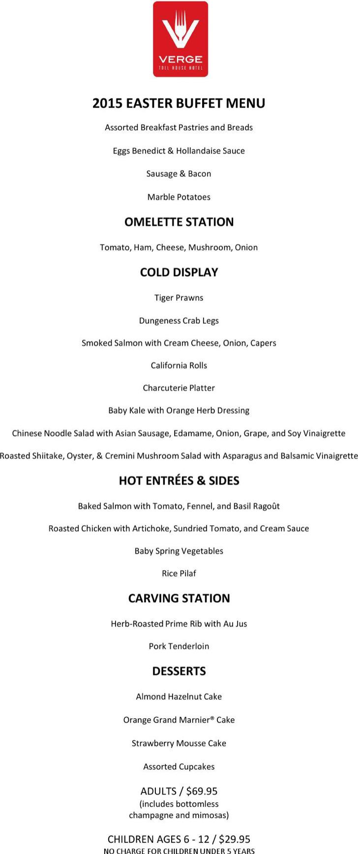 menu design templates free download