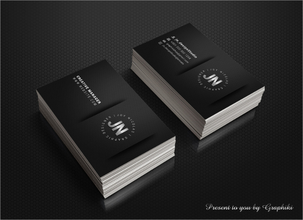 Easy to Edit Business Card