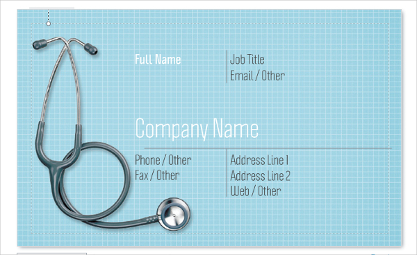 medical business cards download free amp premium templates