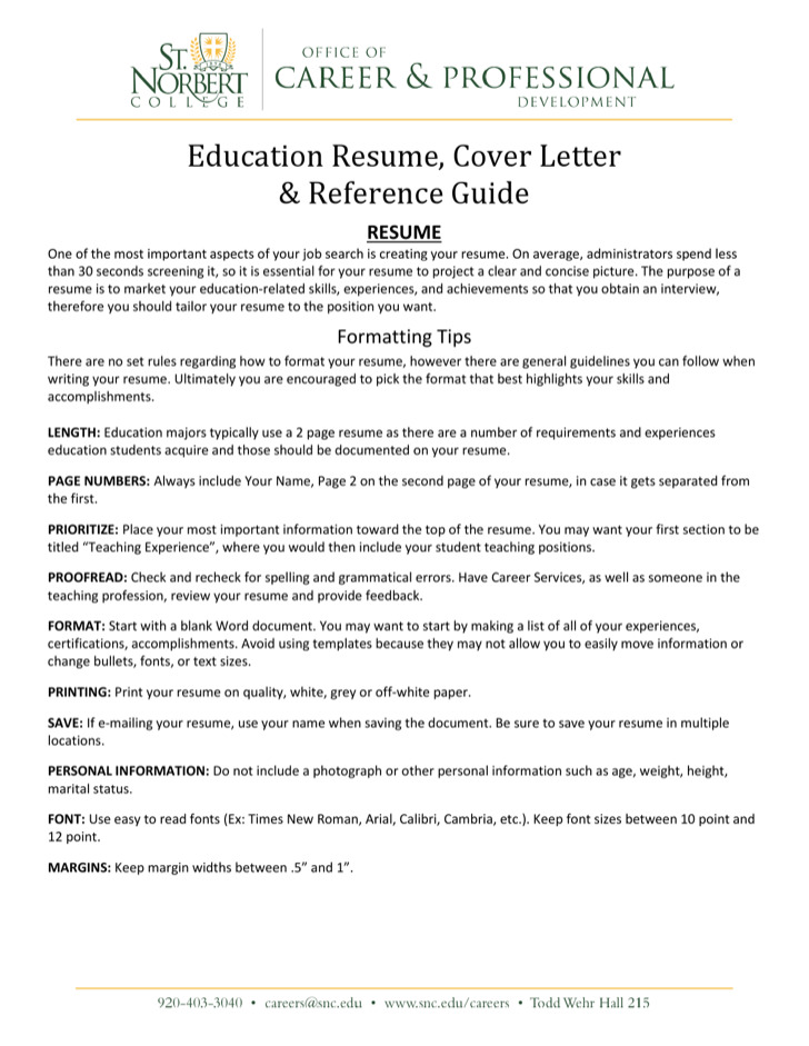 Home Design Ideas. Resume Format For Teachers Resume Format 2017