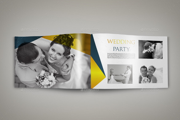 Events Photography Brochure Template Download