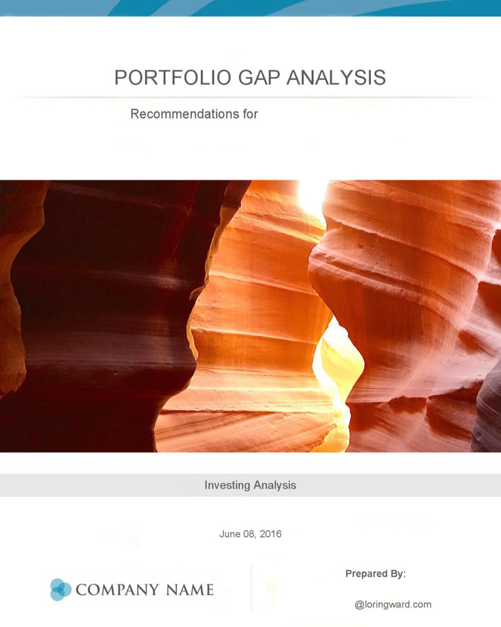 Sample Product Gap Analysis Templates | Download Free & Premium ...