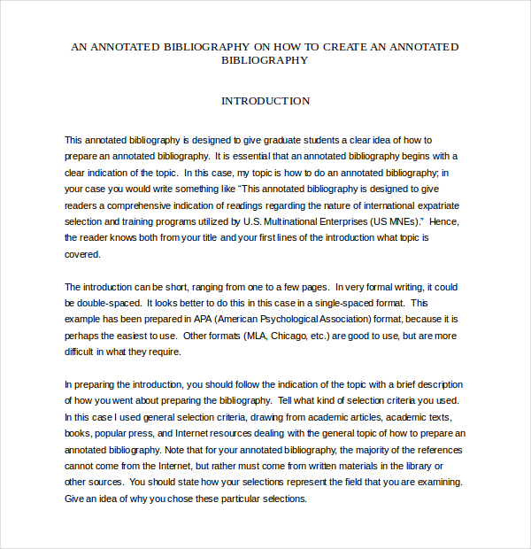 Teaching annotated bibliography template download example teaching annotated bibliography template overview for a sample of an entry from an annotated bibliography entry in pdf pronofoot35fo Choice Image