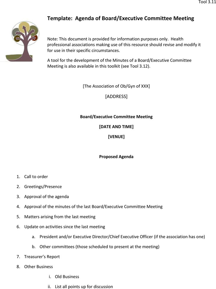 Samples Of Meeting Agendas Free Download Conference Call Meeting