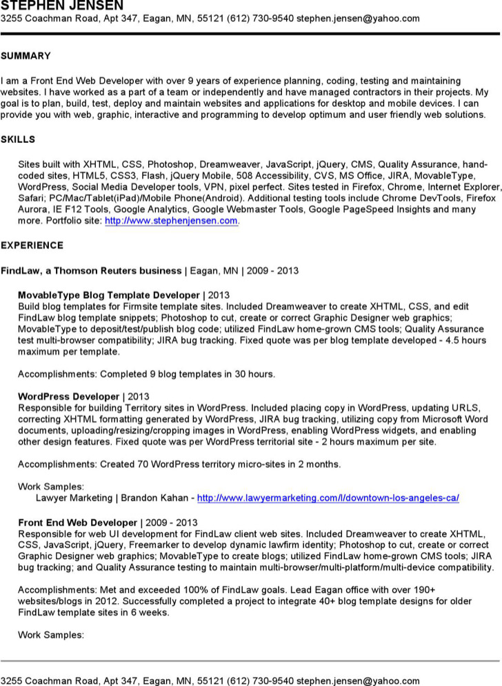 Example Nursing Resume Excel Interactive Resume Templates  Download Free  Premium Templates  Easy Resume Examples Pdf with How To Put Skills On Resume Excel Experienced Interactive Designer Resume Free Resume Templates To Download Pdf