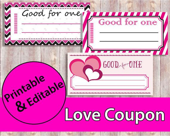 Eye Catching Sample Coupon Book Template