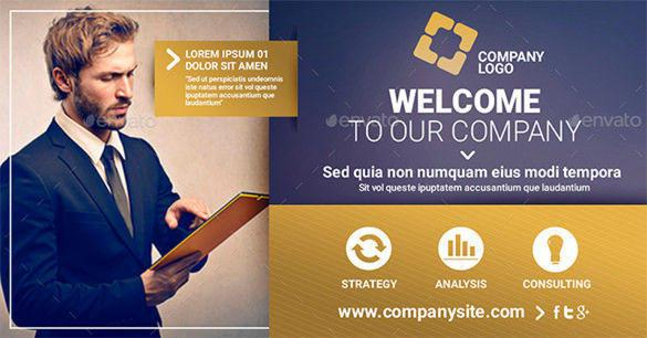 Facebook Banners Corporate Multipurpose Photoshop
