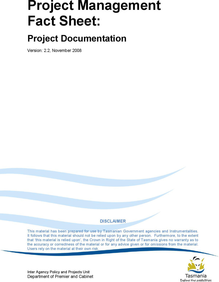 Fact Sheet Project Documentation
