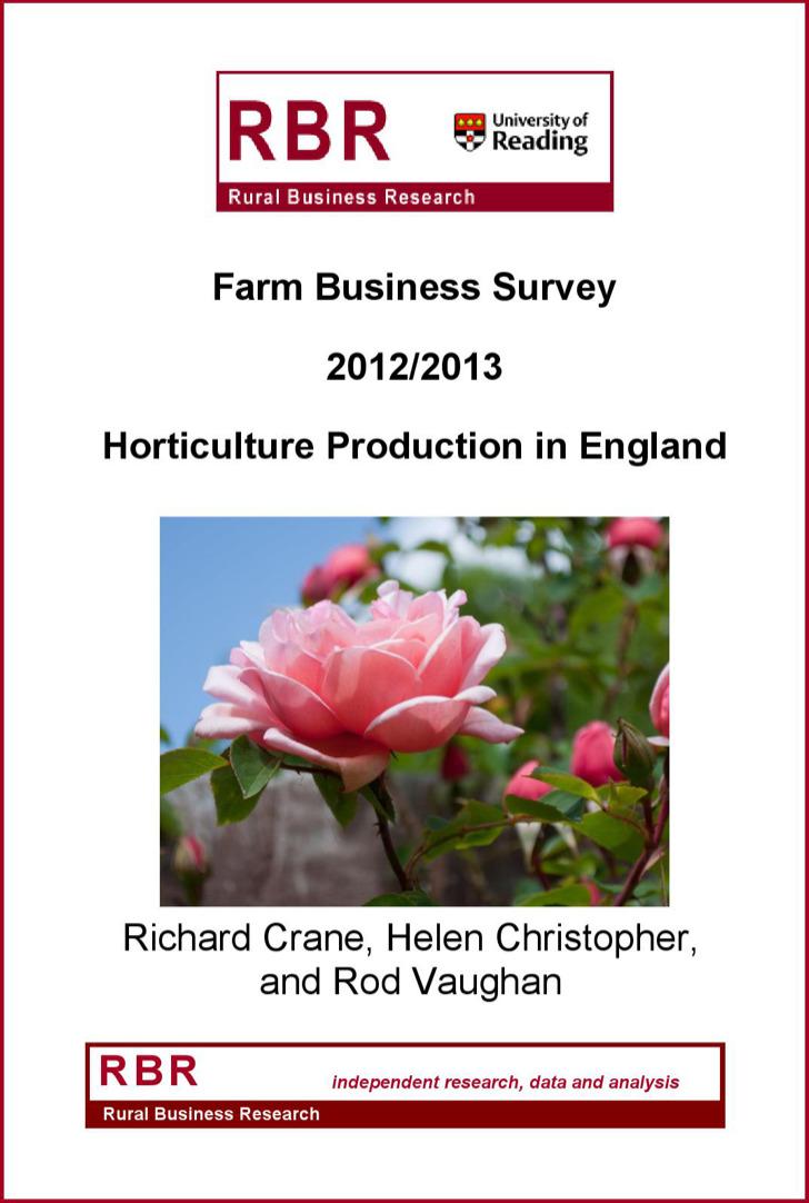 Farm Business Survey Template