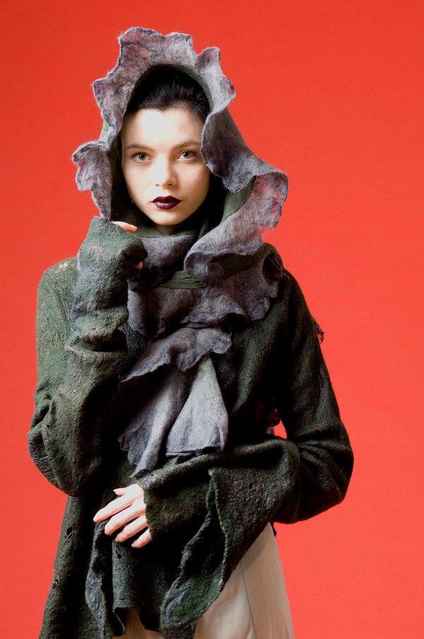 fashion catalog for claudia manukian
