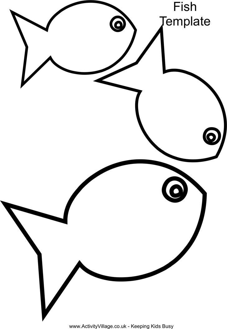 Fish Template 1