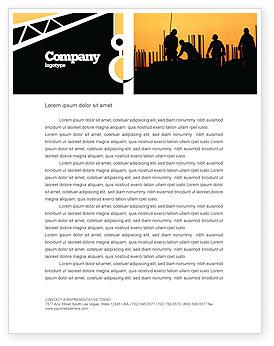 Free Architect Letterhead Template