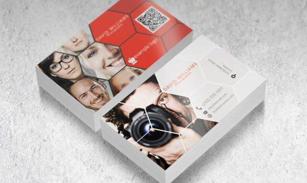 Free Business Card Mock-Up1