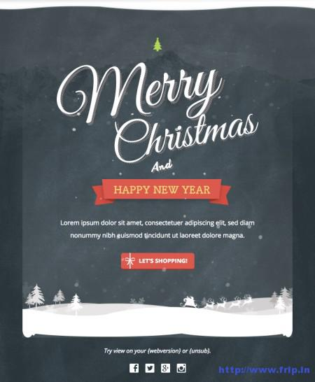 New Year Email Template  Download Free  Premium Templates Forms