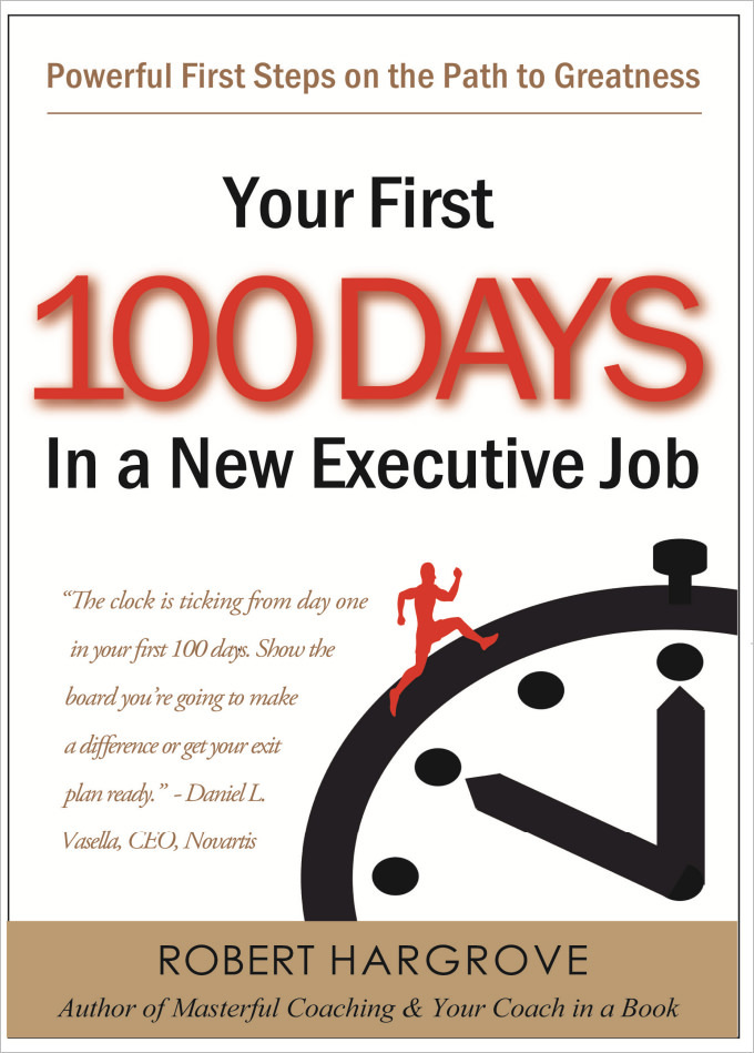 100 Days Plan Template