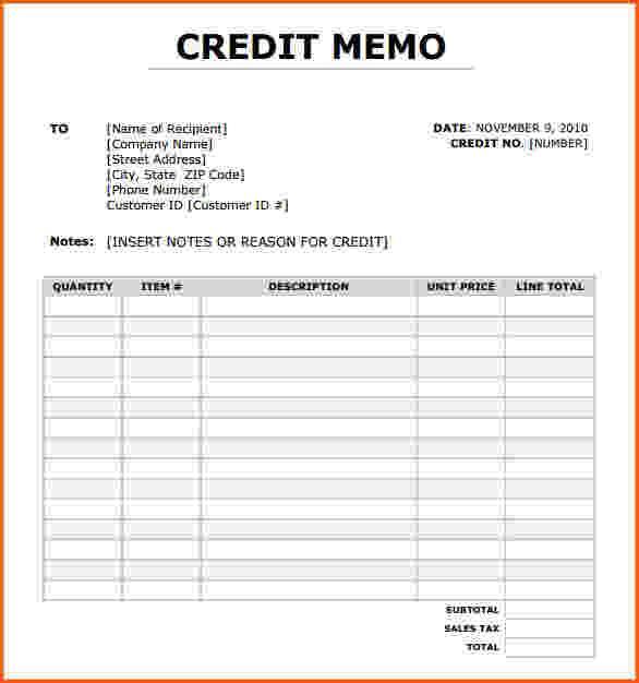 Credit note template download free premium templates forms free download credit note template pdf altavistaventures Choice Image