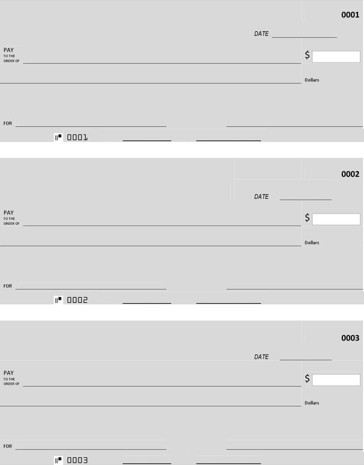 blank check template download free premium templates blank check template free