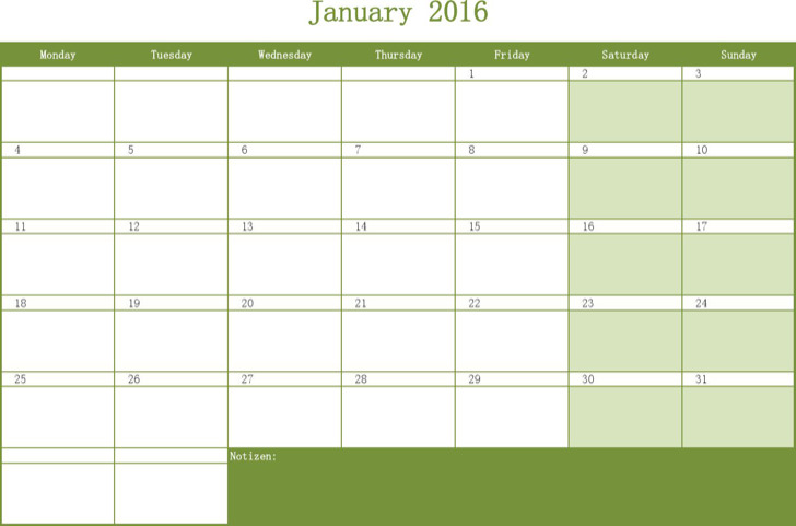 Monthly Work Schedule Template | Download Free & Premium Templates