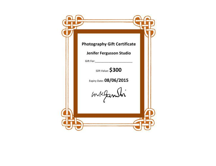 Photography gift certificate template download free premium free download photography gift certificate template yelopaper Gallery