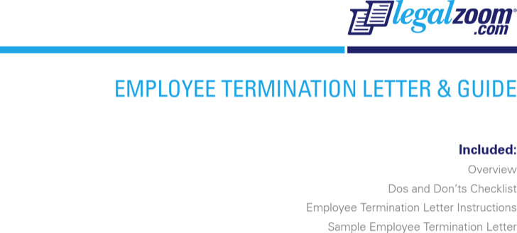Employment Termination A Guide For Hr By The Cultural Human Resource
