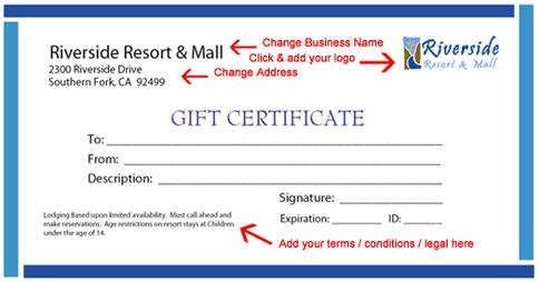 Free gift certificate download gidiyedformapolitica free gift certificate download yelopaper Images